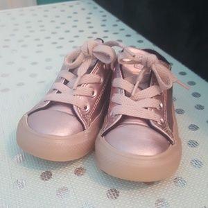 Pink Toddler Converse